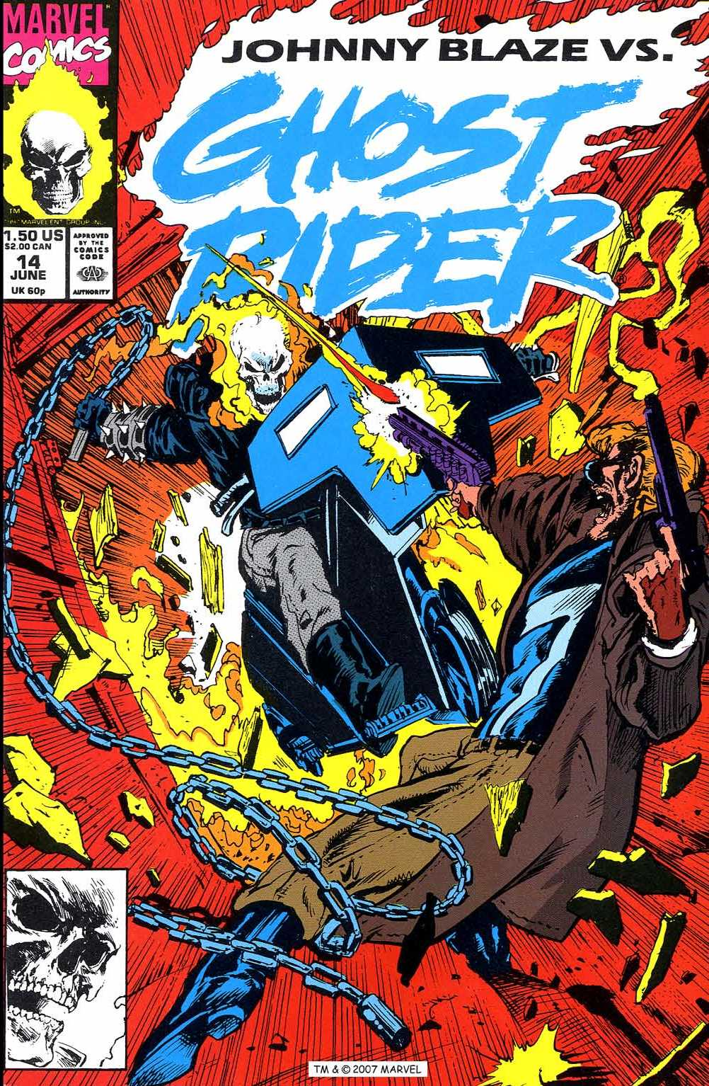 Ghost Rider (1990) 14 Page 1