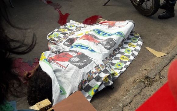 Engraxate é assassinado com disparos de arma de fogo no João Paulo