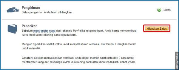 Cara Baru Daftar dan Verifikasi Paypal untuk Pemula