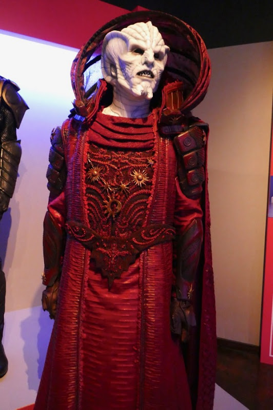 James Horan Orville season 1 Sazeron costume