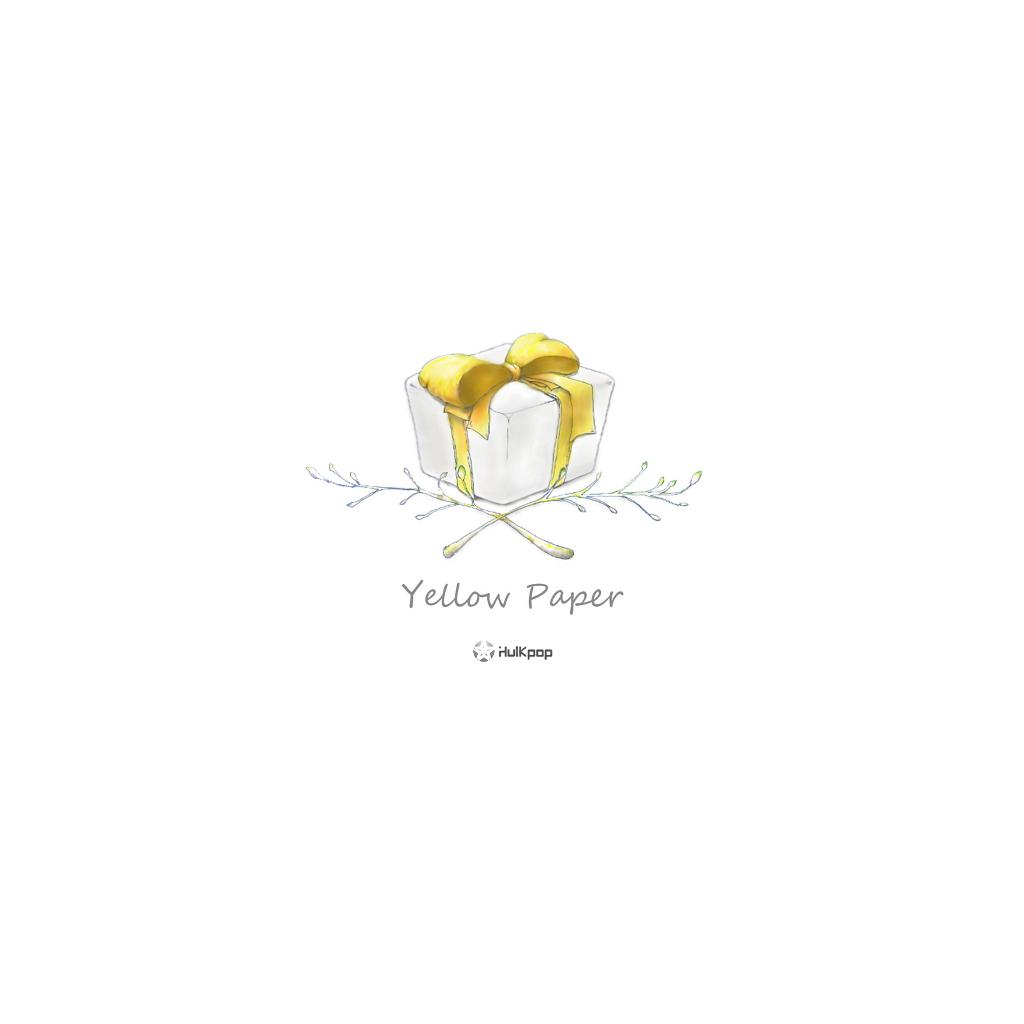 [Single] Yellow Paper – 이 겨울, 너에게