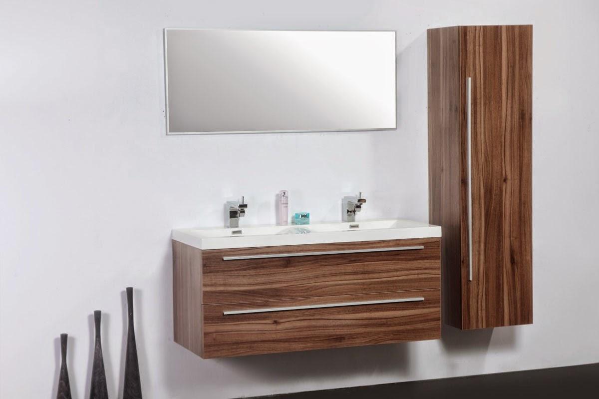 Miroir Salle De Bain 120 Cm meuble de salle de bain double vasques 120 cm + colonne +