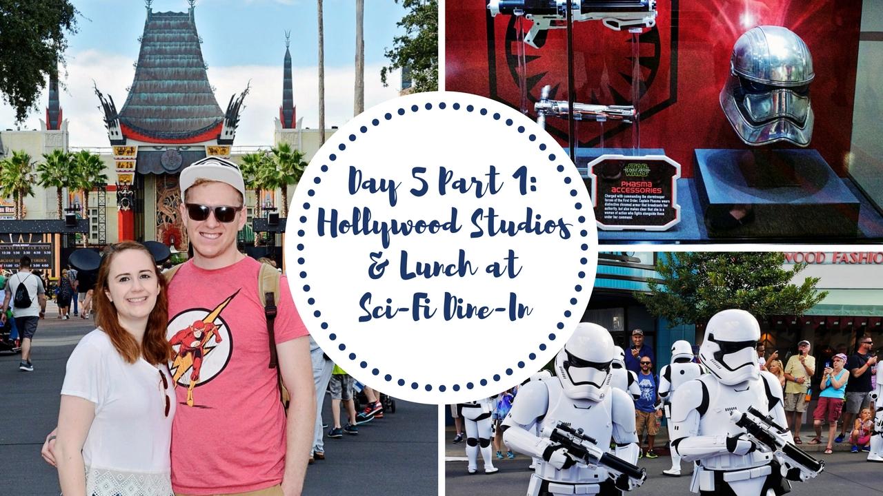 Hollywood Studios at Walt Disney World