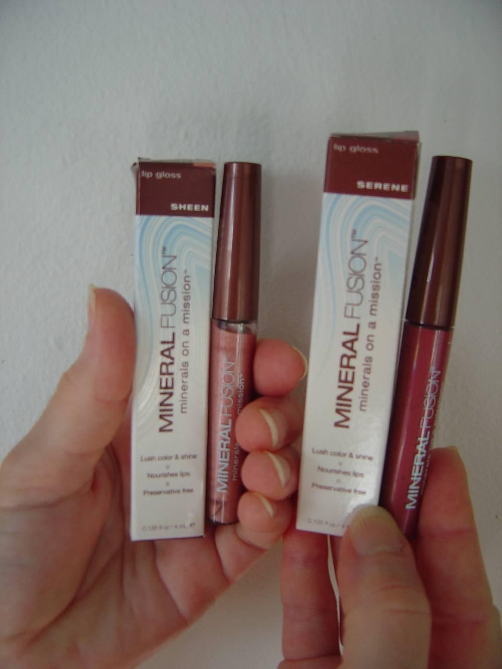 Mineral Fusion two lip glosses.jpeg