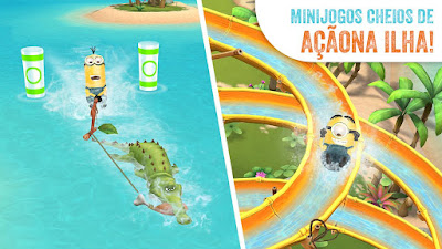 Minions Paradise Apk Mod v7.0.2787 (Mod Money)
