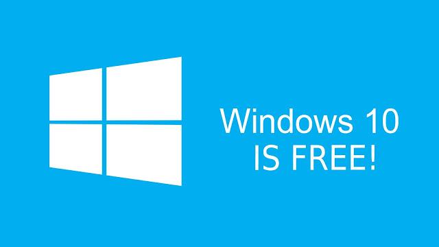 تمديد مايكروسوفت فترة الحصول على ويندوز 10 مجانياً ولا يزال بمقدرة المستخدمين لنظام ويندوز 7 ونظام ويندوز 8.1 أن يستمتعوا بالتقنيات الحديثة