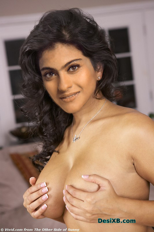boobs of kajol