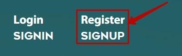 Регистрация в WebGlobalTrend