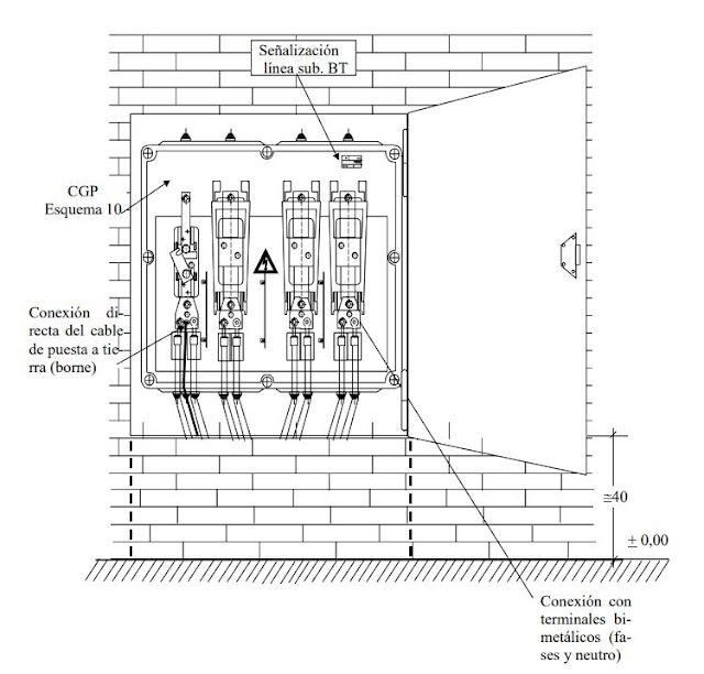 ITC-BT-13  Instalaciones de Enlace  Cajas Generales de Protección  Reglamento Electrotécnico de Baja Tensión