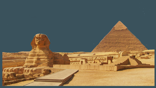 Misteri Piramida Akan Diungkap Dengan Menggunakan Tekhnologi Scan Cosmic Ray
