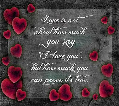 Imagenes de amor con frases en ingles