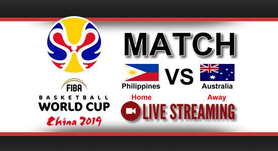 Livestream List: Philippines vs Australia July 2, 2018 Asian Qualifiers FIBA World Cup China 2019