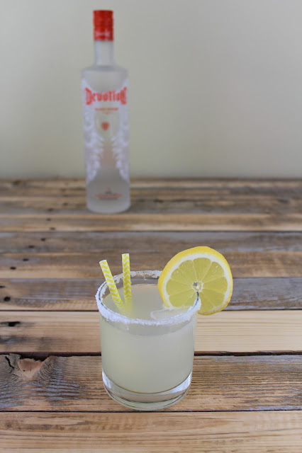 FitGirl Cocktails: The Lemon Drop Gluten-Free, 0 sugar, 0 carbs