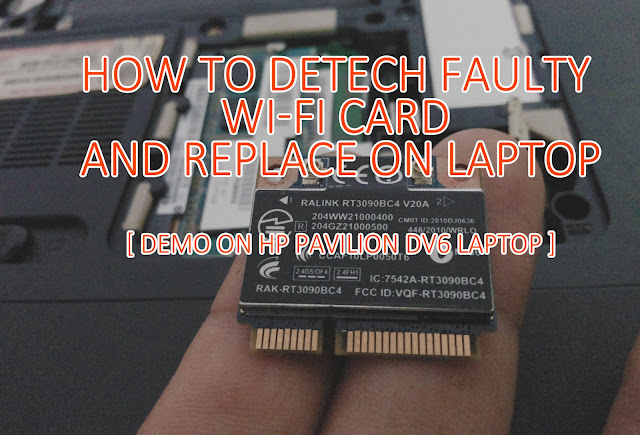 how-to-detect-fault-wifi-card-and-replace-on-laptop