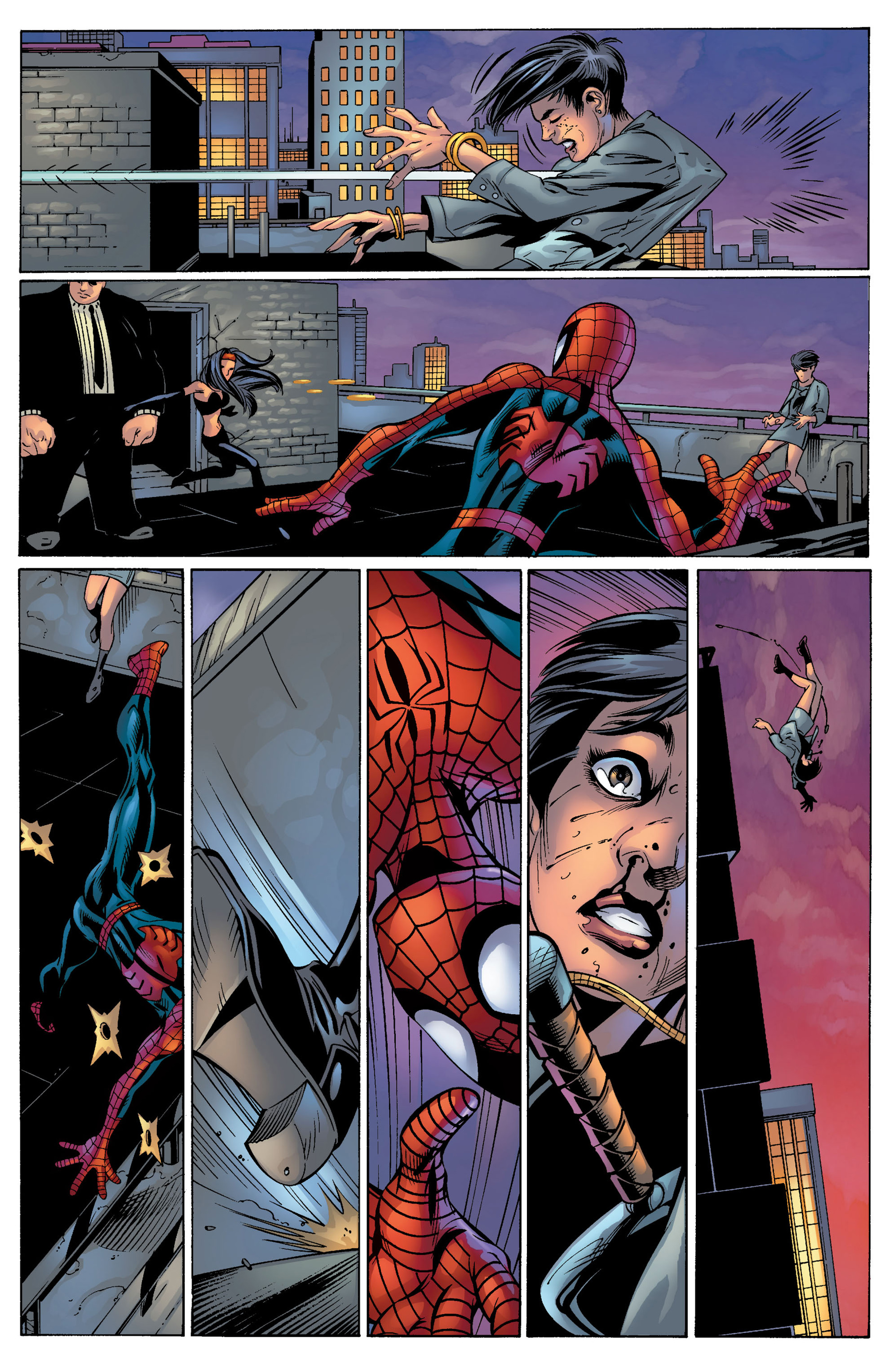 Read online Ultimate Spider-Man (2000) comic -  Issue #53 - 21