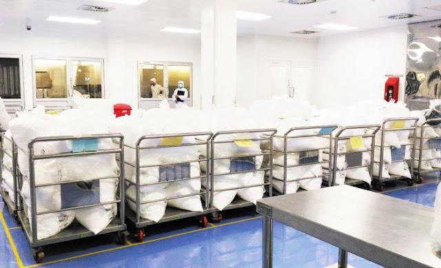 proses pembuatan obat generik hexpharm jaya