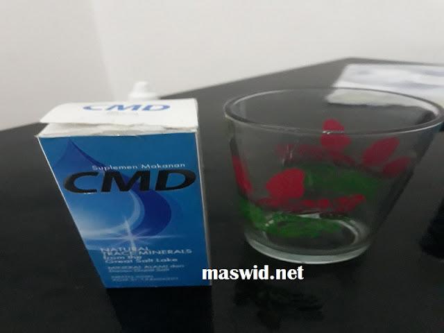 Testimoni Produk CMD Trace Mineral Toton Video Juga