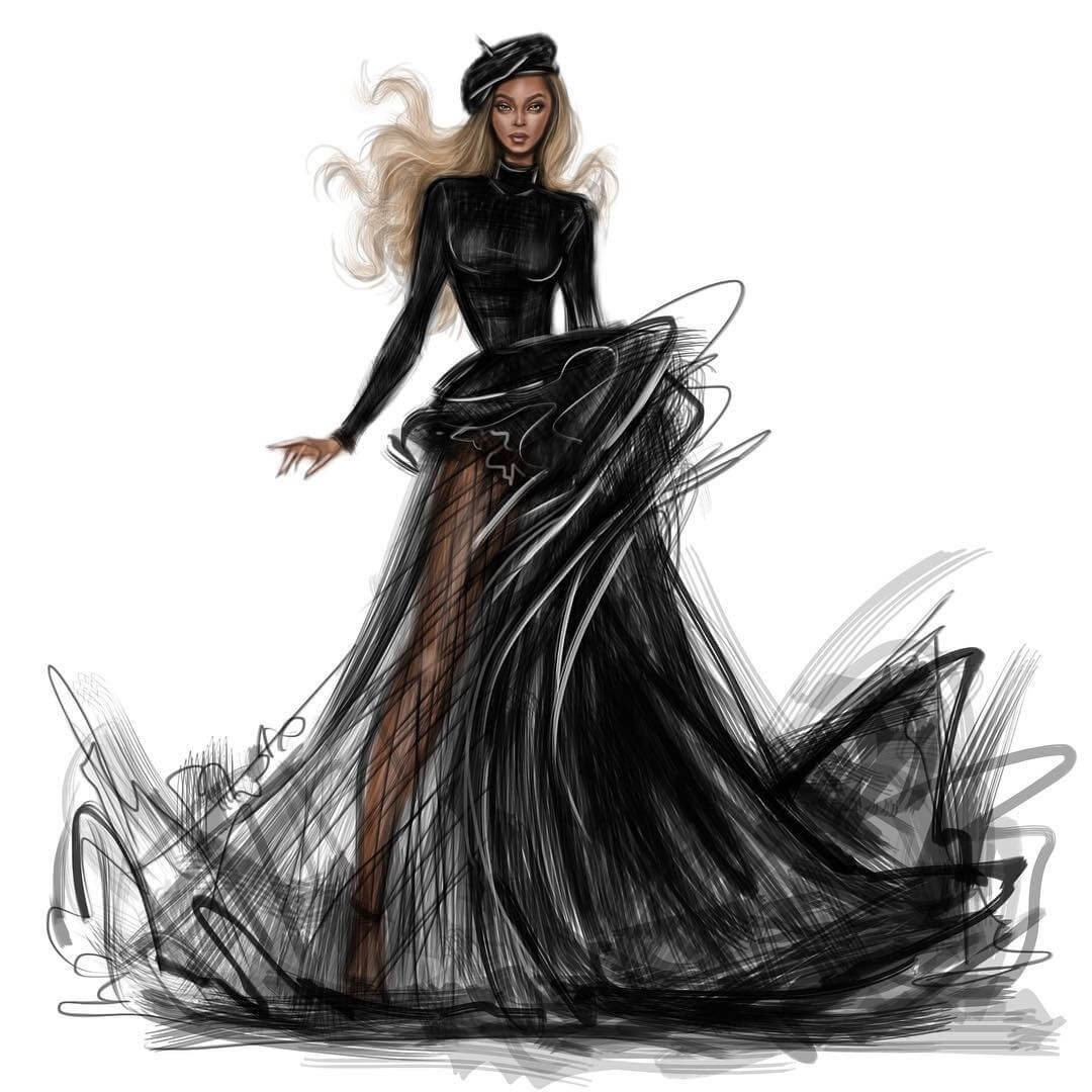 01-Azzi-and-Osta-Shamekh-Bluwi-Haute-Couture-Exquisite-Fashion-Drawings-www-designstack-co