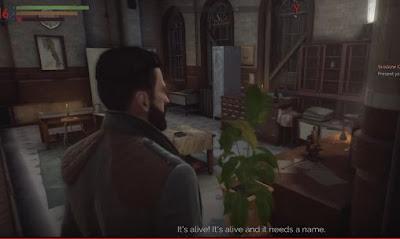 Vampyr, Water Plant, Unlife is Strange, Unlock Achievement