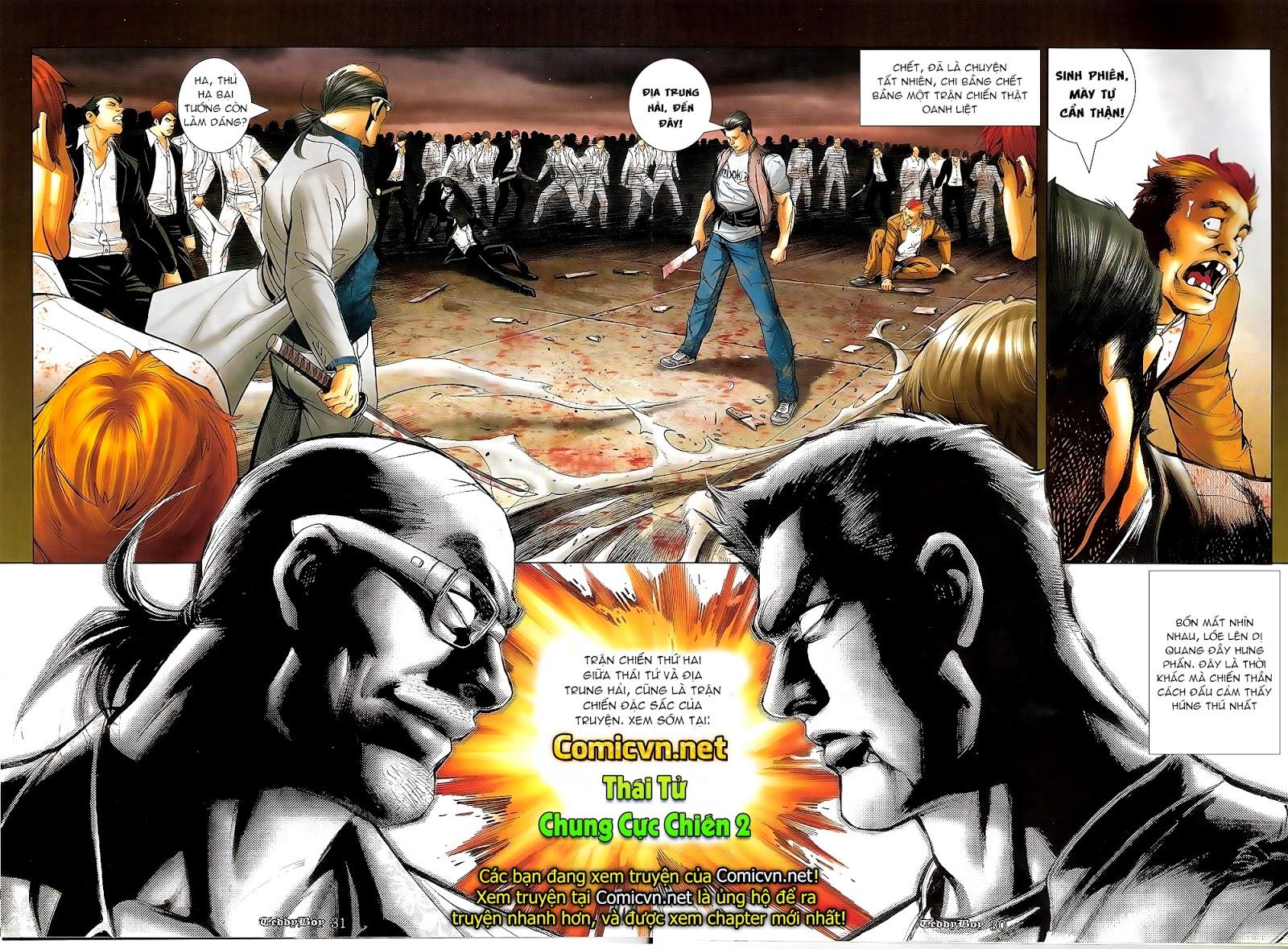 Người Trong Giang Hồ - Chapter 1227: Thái Tử Chung Cực Chiến - Pic 26