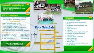 Download Desain Brosur PPDB Tahun Pelajaran Desain baner, Baliho, Spanduk, Brosur PPDB/PSB SMP SMA SMK TP. 2020/2021 (Format File PSD) Versi 1 Photoshop (Filetype:PSD)