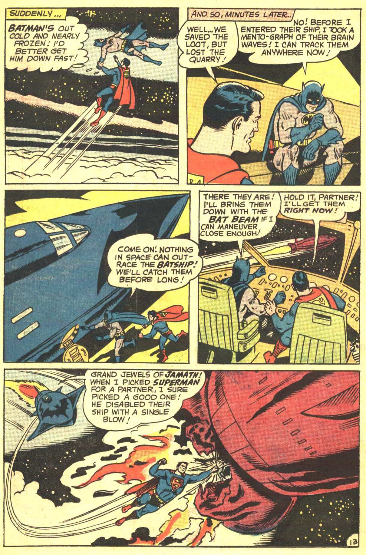 Read online World's Finest Comics comic -  Issue #166 - 18