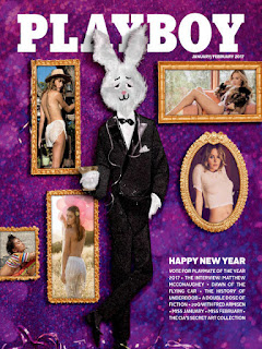 Revista Playboy USA - Enero Febrero 2017 PDF Digital