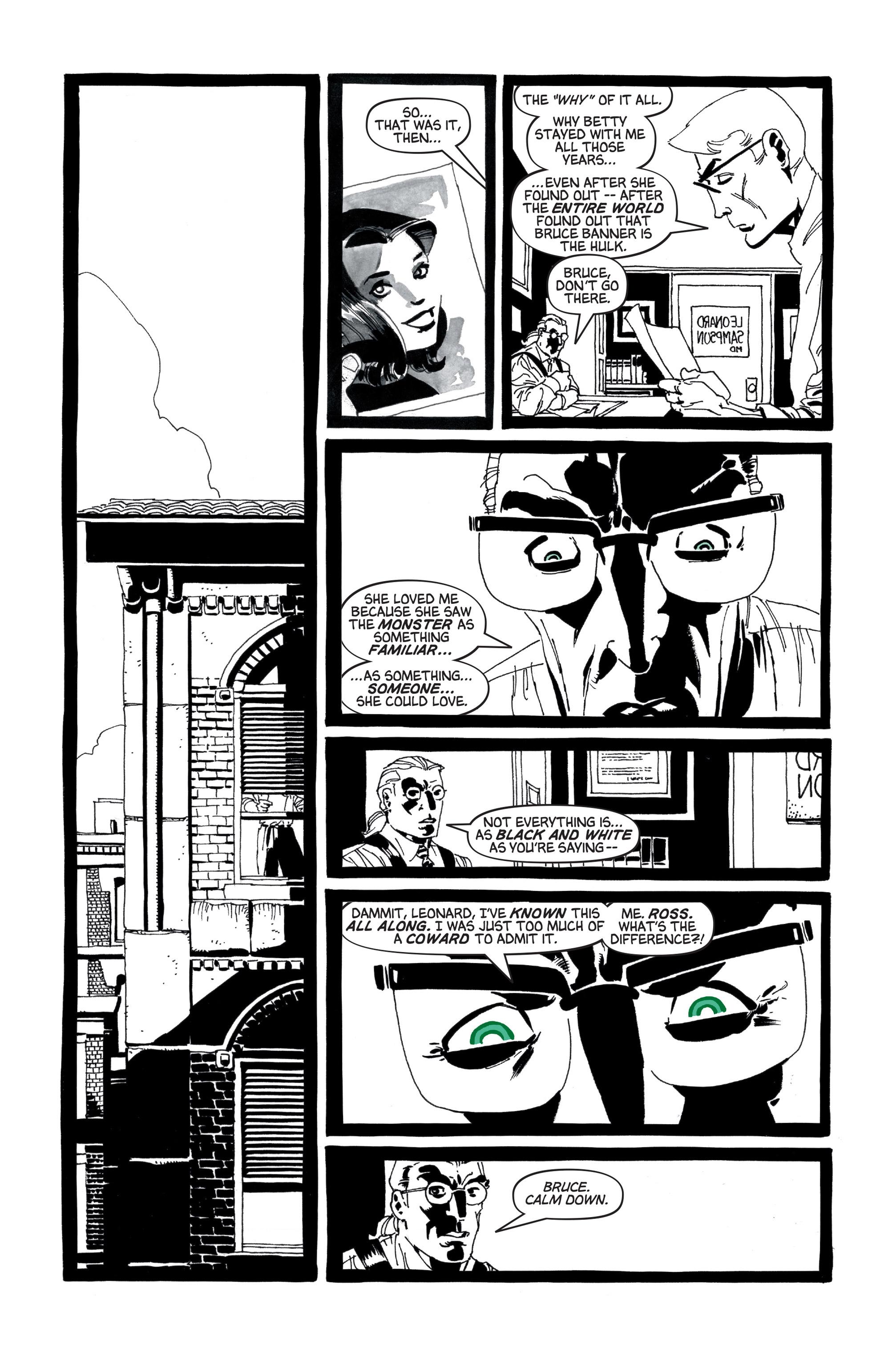 Read online Hulk: Gray comic -  Issue #6 - 20