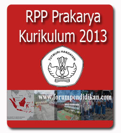 Contoh RPP Prakarya Kurikulum 2013