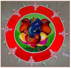 Best Easy Rangoli Designs