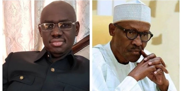 Nigerians may end up in regret, despair for electing you – Suspended APC Member,Timi Frank tells Buhari