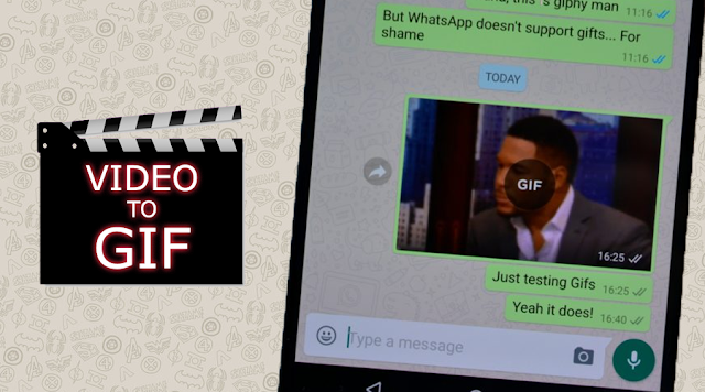 How to Convert Videos Into GIFs By-Using Your Mobile