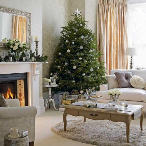 Christmas Living Room Decorating Ideas: Inspirational Letters By Millie: 20 Days Of Holiday