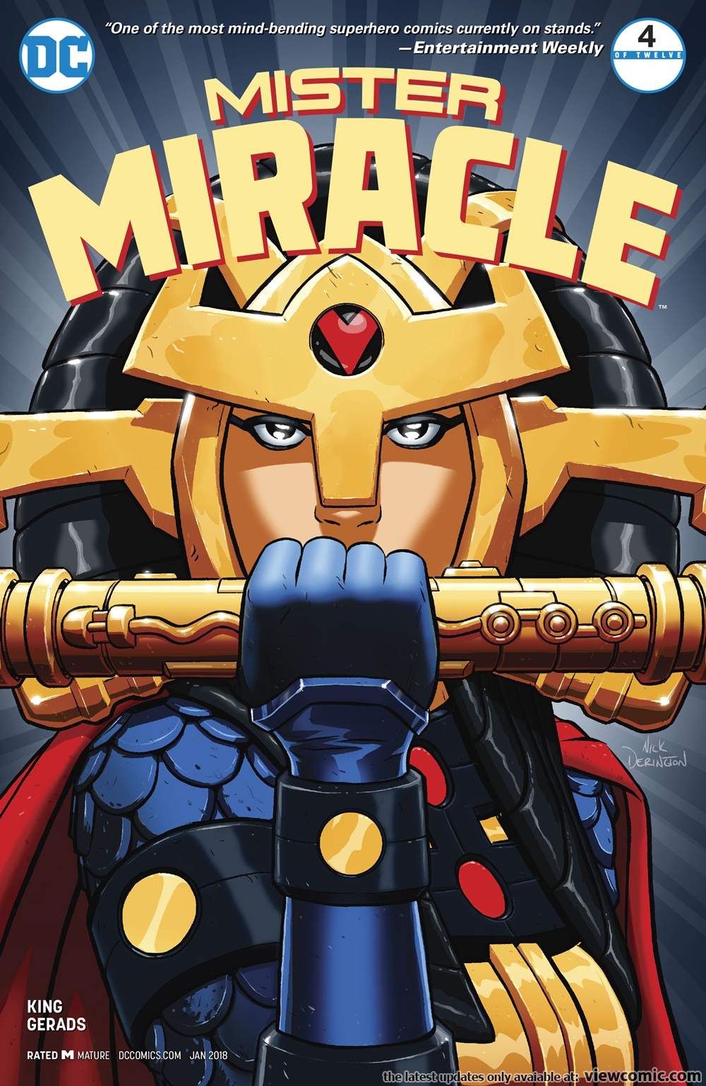 Mister Miracle | Reading Comics Online For Free