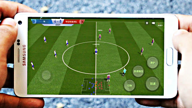 Download New Football 2019 Android 400 MB Best Graphics