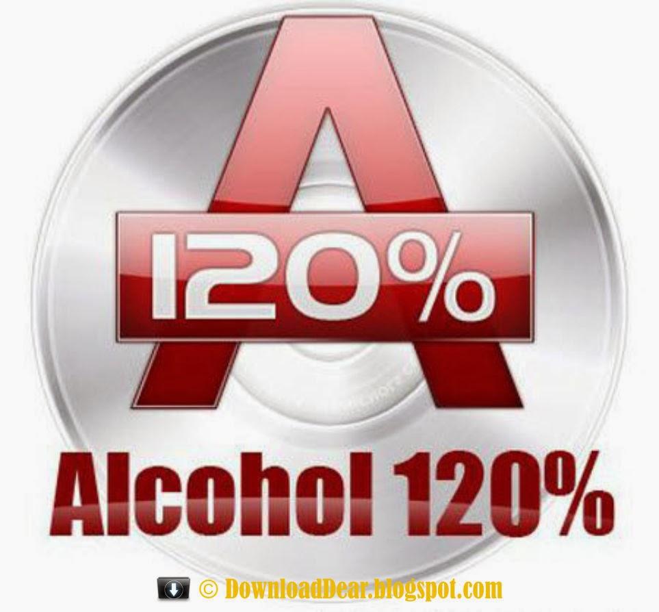 download free Alcohol 120 - prosoftrussoft