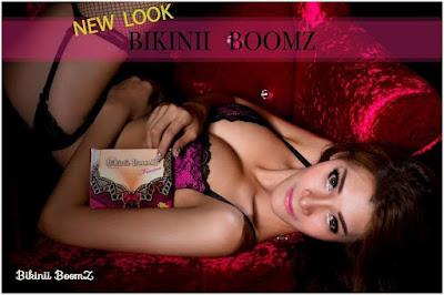 New Kemasan Baru Bikinii BoomZ (fiscina) - Pembesar Payudara dan Pemutih Tubuh
