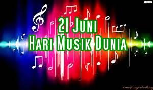 Tanggal 21 Juni Hari Musik Dunia