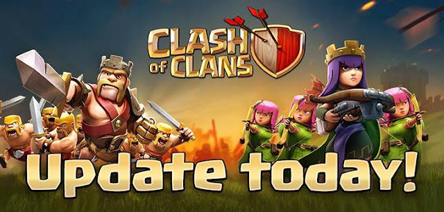 تحميل لعبة كلاش اوف كلانس للاندرويد 2017 اخر اصدار - Download clash of clans Android
