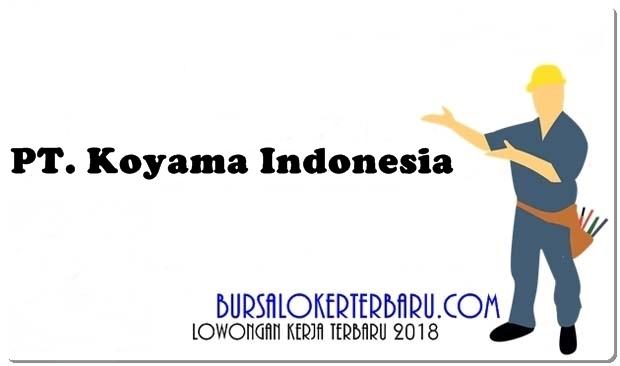 PT. Koyama Indonesia