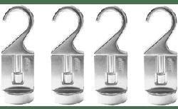 Cooks Standard 02567 Swivel Pot Rack Solid Cast