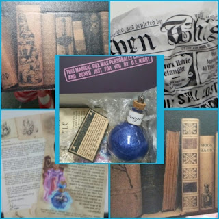 book pack collage