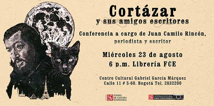 Conferencia. Un viaje al corazón del gran Julio Cortázar