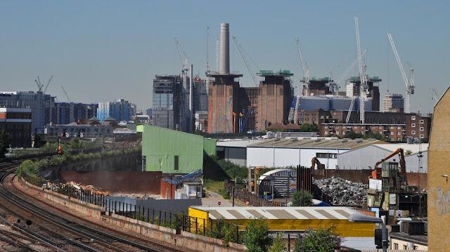 Apple escolhe Estação Termelétrica de Battersea para sede em Londres