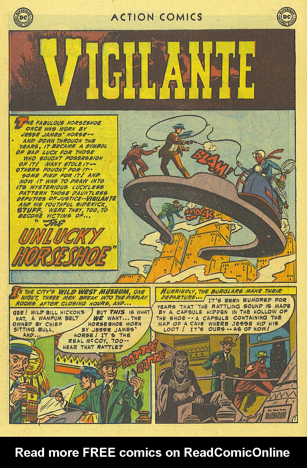 Read online Action Comics (1938) comic -  Issue #194 - 26