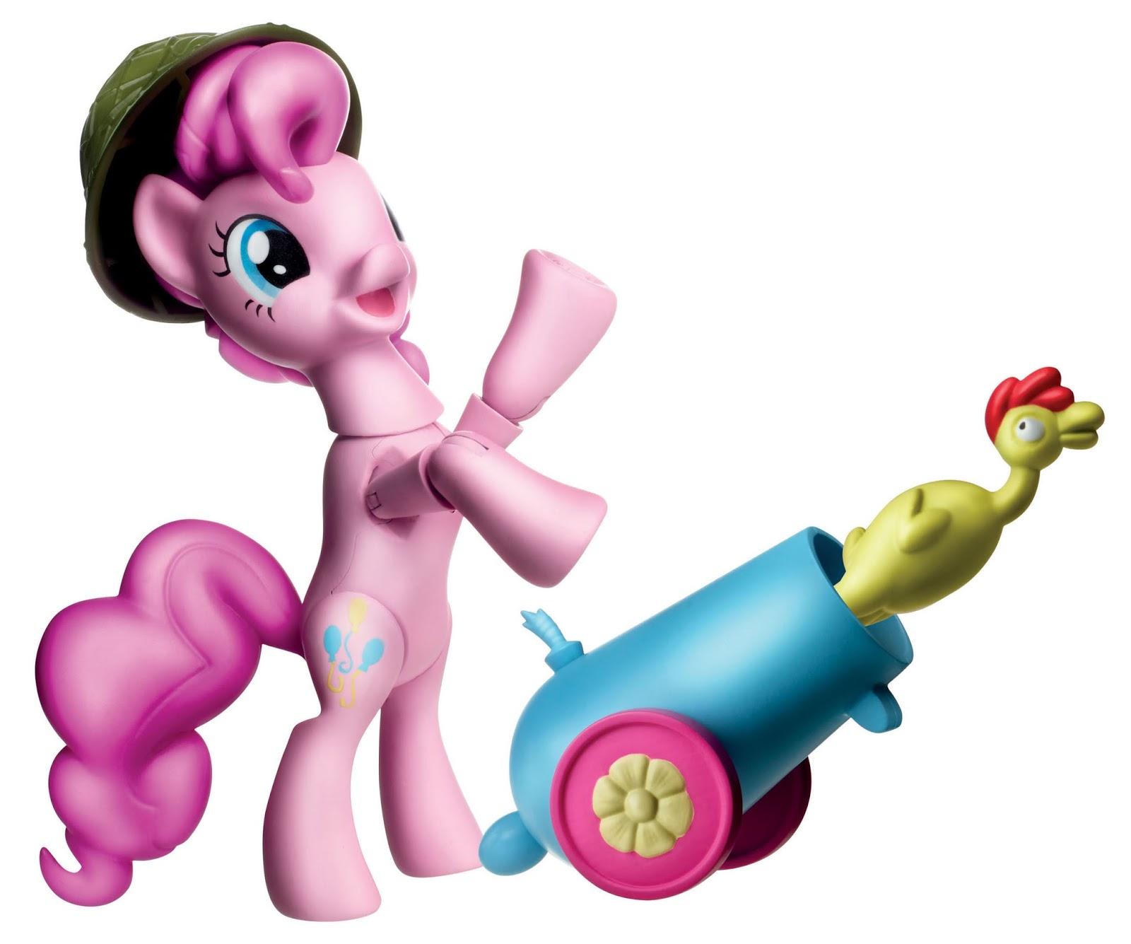 My Little Pony Guardians of Harmony Pinkie Pie Figure