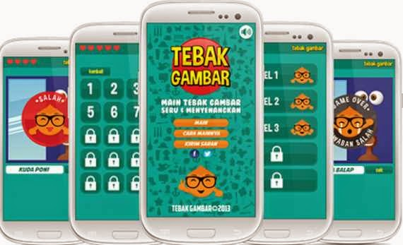Game Android hasil tangan anak Indonesia