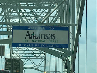 Entering Arkansas, West Memphis, Entering West Memphis Arkansas