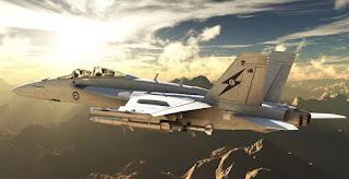 Pesawat Boeing EA-18G Growler