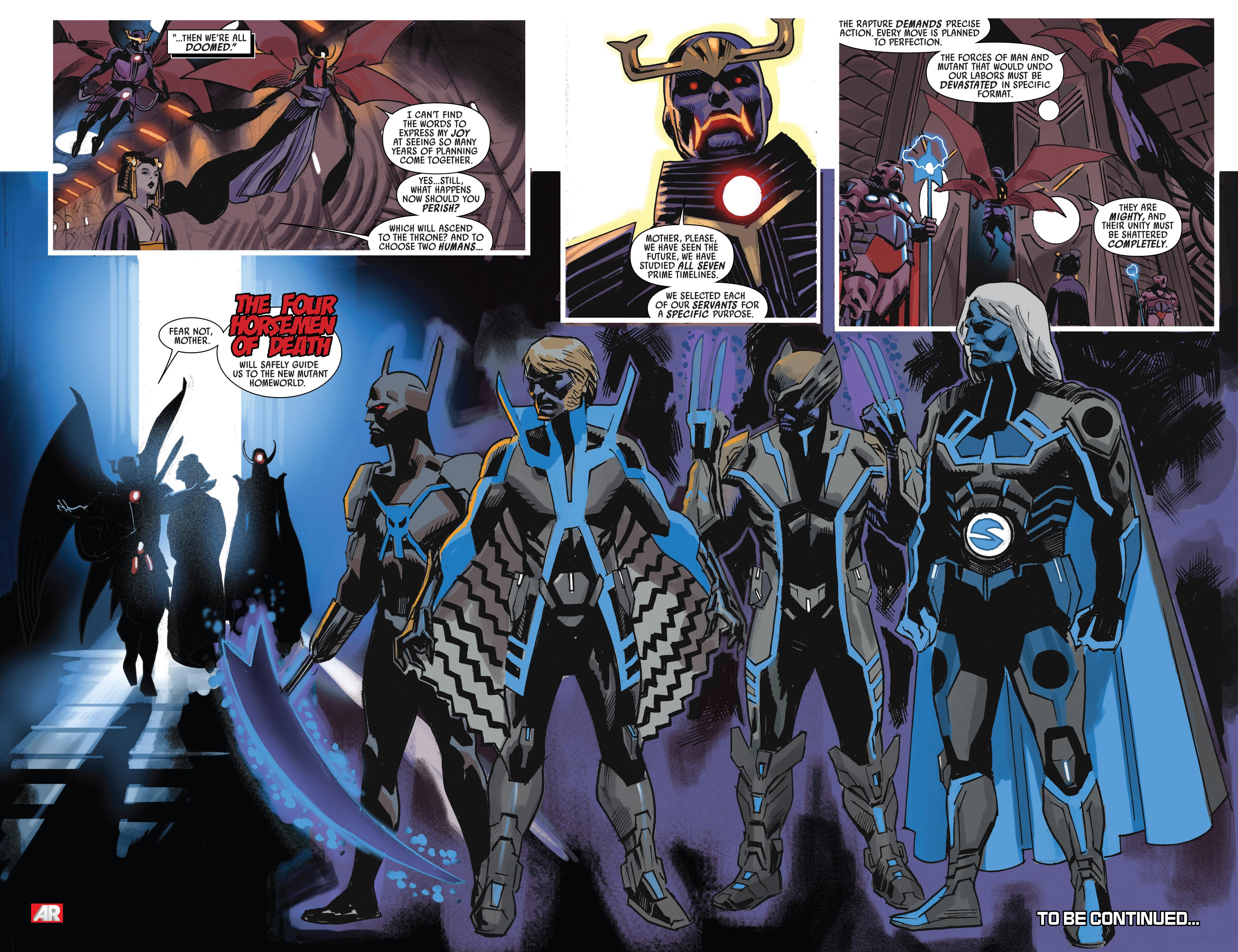 Read online Uncanny Avengers (2012) comic -  Issue #9 - 19